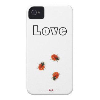 Ladybug-licious iPhone 4 Case
