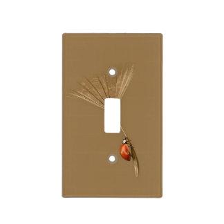 Ladybug Light Switch Cover