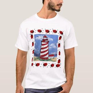 Ladybug Lighthouses T-Shirt