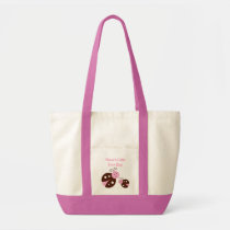 Ladybug Love Bug Diaper Bag Tote Bag