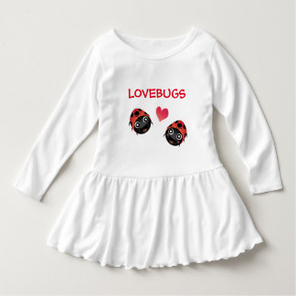 Ladybug Love Dress