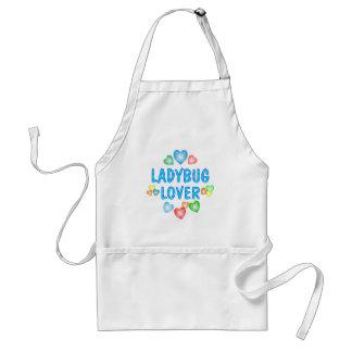 LADYBUG LOVER APRONS