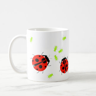 Ladybug Lunch Coffee Mug