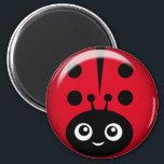 """ladybug magnet<br><div class=""""desc"""">nature ladybug magnet</div>"""