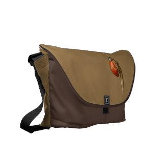 Ladybug Messenger Bags
