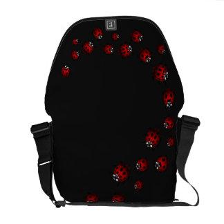 Ladybug Messenger Bag Ladybird Bag Ladybug Gifts