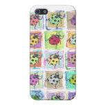 ladybug montage iphone case covers for iPhone 5