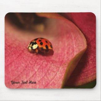 Ladybug Mousepad mousepad