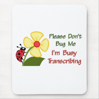 Ladybug MT Mouse Pad