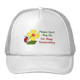 Ladybug MT Trucker Hat