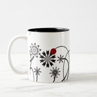 Ladybug Mug mug