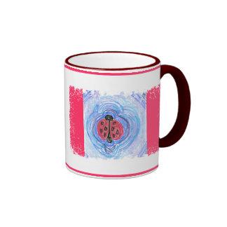 Ladybug Mugs