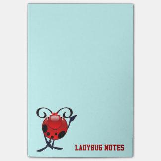 Ladybug notes