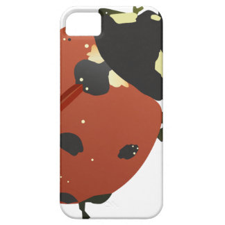 LadyBug Office Home  Personalize Destiny Destiny'S iPhone SE/5/5s Case