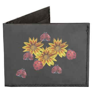 Ladybug Party Tyvek® Billfold Wallet
