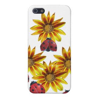 Ladybug Party iPhone 5 Cases