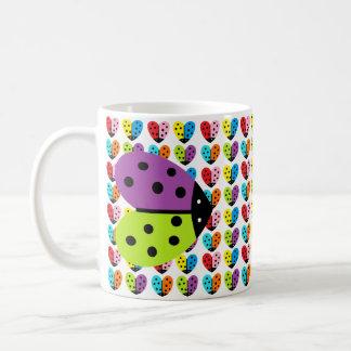 """""""Ladybug Party"""" Mug"""