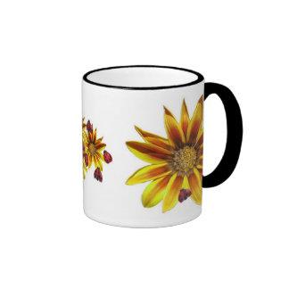 Ladybug Party Ringer Coffee Mug