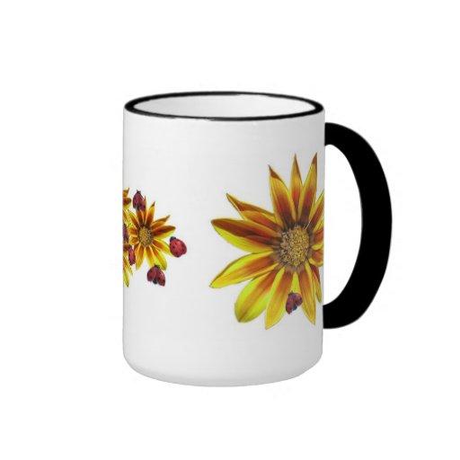Ladybug Party Ringer Mug
