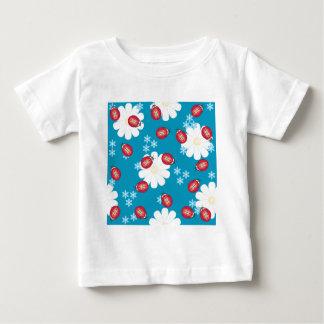 Ladybug pattern vol255 baby T-Shirt