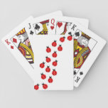 "ladybug playing cards<br><div class=""desc"">cute little ladybugs</div>"