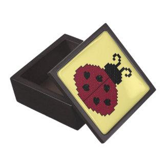 Ladybug Premium Keepsake Box