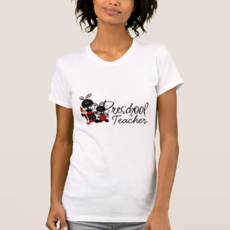 Ladybug Preschool Teacher s T-Shirt