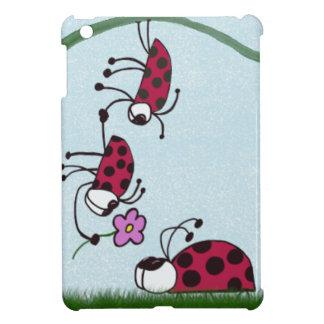 Ladybug professing his love IPad Mini Case