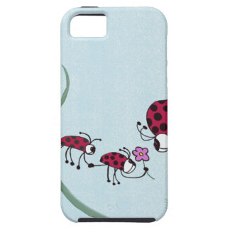 Ladybug professing his love, IPhone 5 Cover