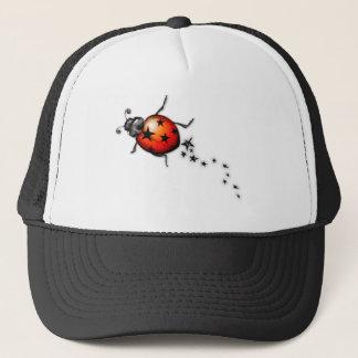 Ladybug Rockstar Trucker Hat