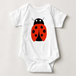 Ladybug Romper suit