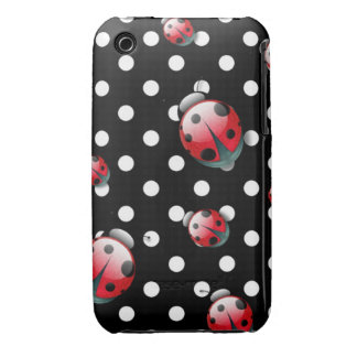 Ladybug Samsung Galaxy S Case iPhone 3 Cases