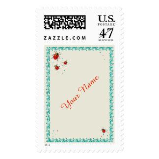LadyBug Serie - Postage / Stamp