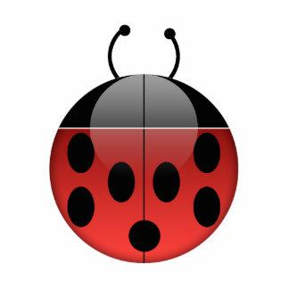Ladybug Series 1 Photo Sculpture