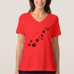 Ladybug Shirts Lady's Ladybug Shirts Plus Sizes