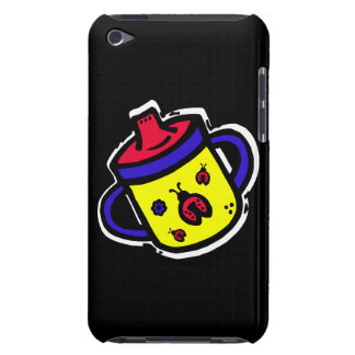 ladybug sippy cup iPod touch case