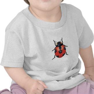 Ladybug soccer tees
