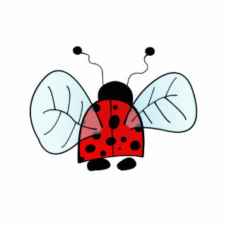Ladybug Statuette