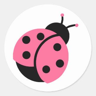 Ladybug Stickers/Envelope Seals