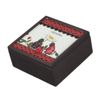 Ladybug Stroll Gift Box