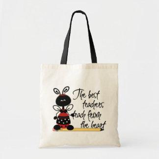 Ladybug Teacher s Tote Bag