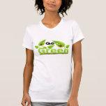 Ladybug Think Green T-shirts