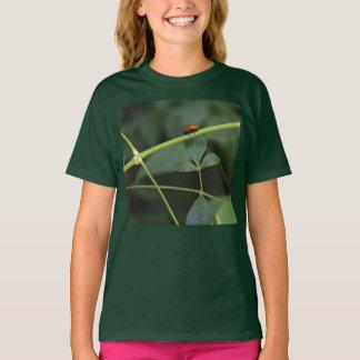 Ladybug Tightrope Walker T-Shirt