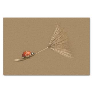 Ladybug Tissue Paper