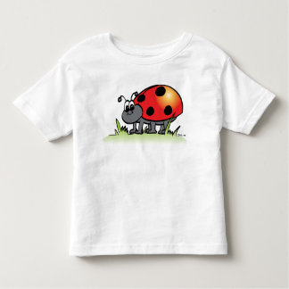 Ladybug Toddler T-Shirt