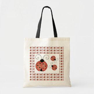 Ladybug Tote Tote Bag