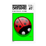 Ladybug U.S. Postage Stamp