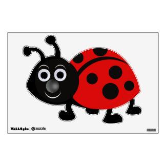 Ladybug Wall Graphics