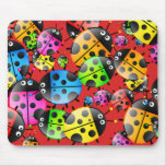 Ladybug Wallpaper Mousepads