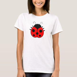 Ladybug Womens Tank Top